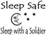 Sleep Safe Designs for Army, Navy, AF and Marines