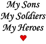 My Sons, My Soldiers, My Heroes