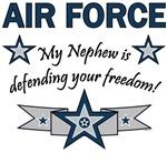 My Nephew is defending your freedom!