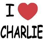 I heart charlie
