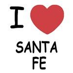 I heart santa fe