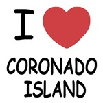 I heart coronado island