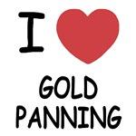 I heart gold panning