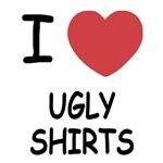 I heart ugly shirts