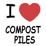 I heart compost piles