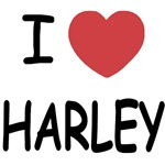 I heart harley