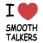 I heart smooth talkers