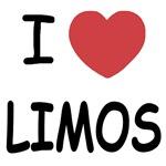 I heart limos