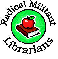 Library designs from Radical Militant Librarians