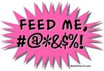 Feed Me! (Pink Pop Art)