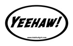 Yeehaw! Sticker