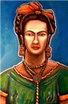 FRIDA KAHLO: portrait of a Mexican painter Icon