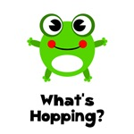 What's Hopping Frog