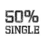 50 Percent Single