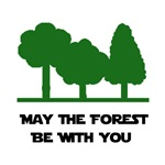 Forest Be With You