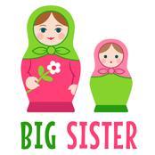 Big Sister - Matryoshka  Russian Nestin