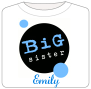 Big Sister - Blue/Black