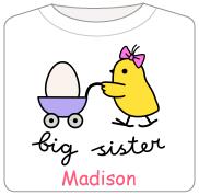 Big Sister - Chick and Egg