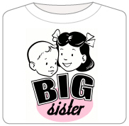 Big Sister - Retro (Black)