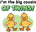 Big cousin of twins - Ducks