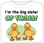 Big Sister of Twins - Ducks