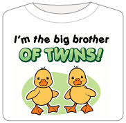 Big Brother of Twins - Duck