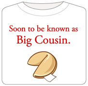 Big Cousin - Fortune Cookie