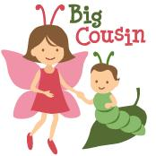 Big Cousin - Butterfly