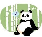 Whistling Panda