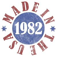 1982 Made In The USA