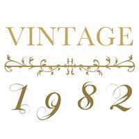 1982 Vintage Gold