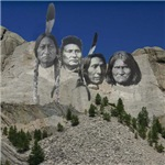 Native Mt. Rushmore