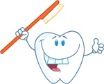 Funny Dentist Dental Hygienist