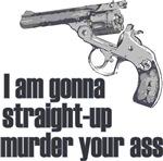 Straight-Up Murder