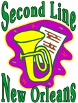 Second Line New Orleans