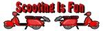 Motor Scooting Is Fun