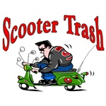 Scooter Trash