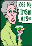 Kis My Irish Arse