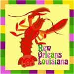 Crawfish: New Orleans, La