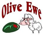 I Love You: Olive Ewe