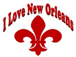 I  Love New Orleans Series