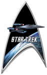 StarTrek Command Silver Signia Enterprise Galaxy C