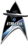 StarTrek Command Silver Signia Enterprise 2009