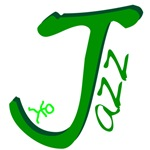 Jazz Dance Handwritten Green
