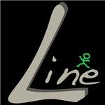 Line Dance Handwritten Gray