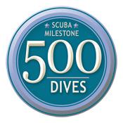 Scuba Milestone: 500 Dives