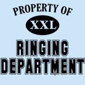 Property of Ringing Department