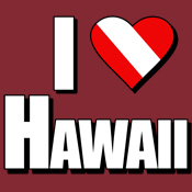 Scuba: I Love Hawaii