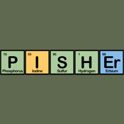 Pisher made of Elements