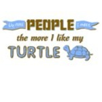 I Like My Turtle